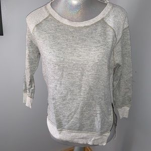 American Eagle Sweater with Zippers